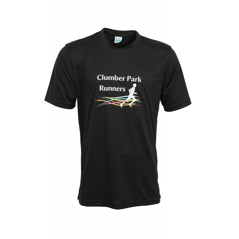 Clumber Park Runners Tech T shirt Unisex