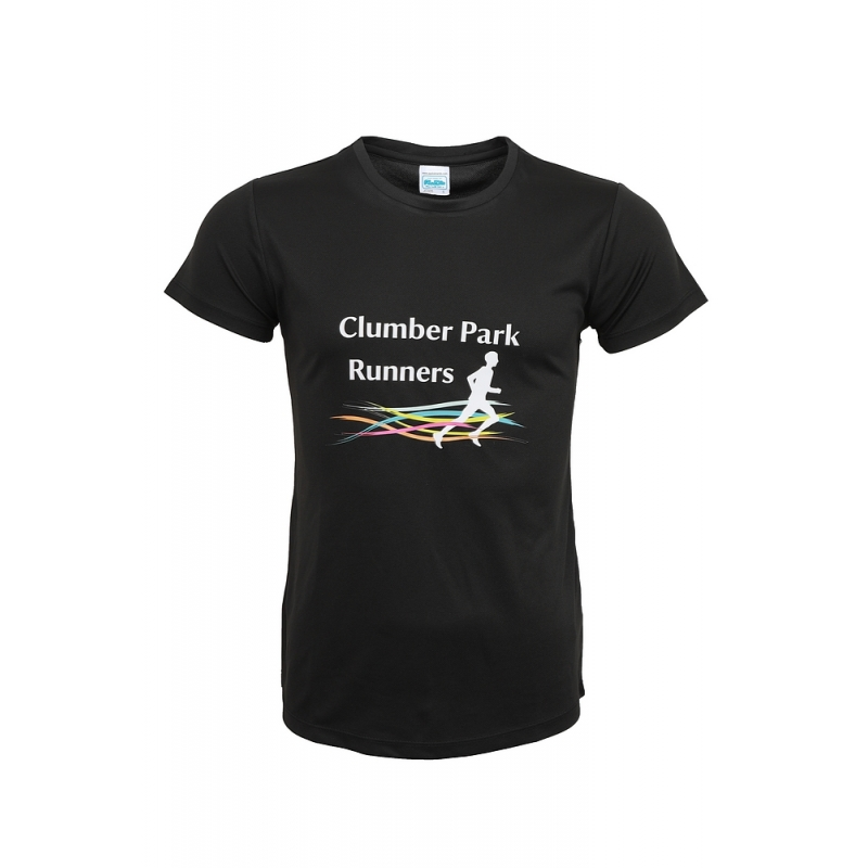 Clumber Park Runners Ladies' Cool T shirt