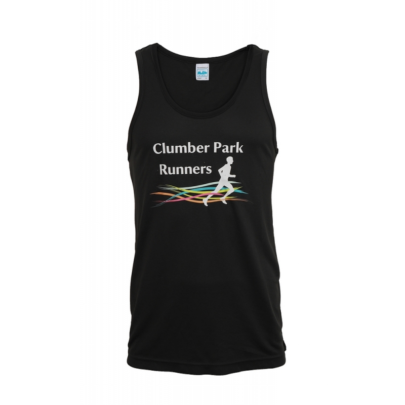 Clumber Park  Runners Cool Vest Unisex