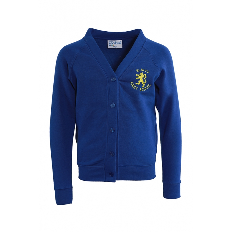 Slaley First School Cardigan
