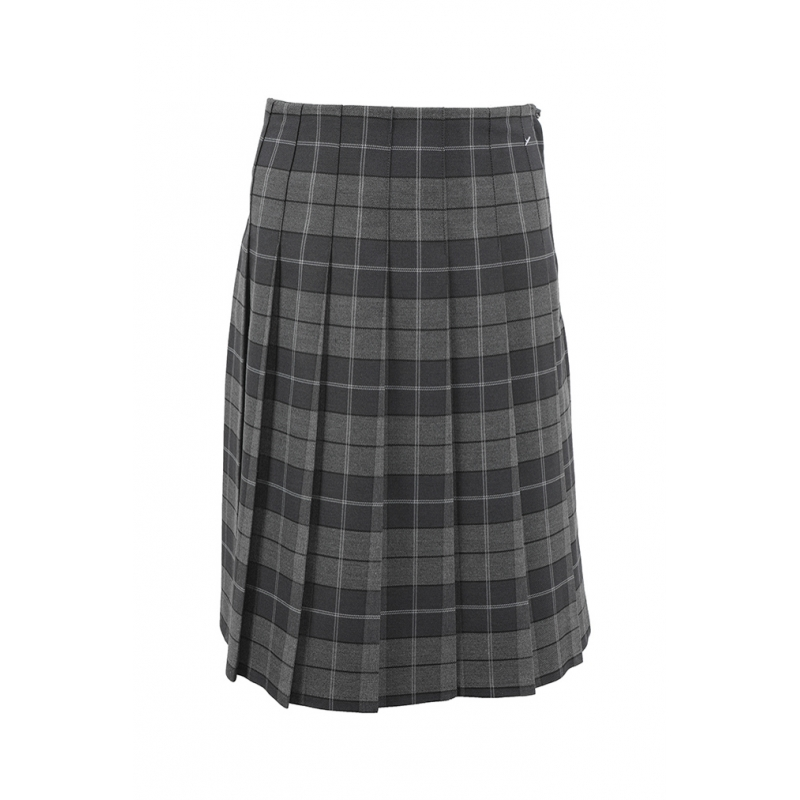 PCHS Girls Tartan Skirt