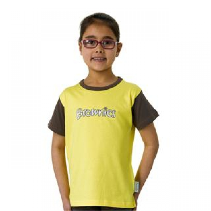 Brownie short sleeved T-shirt