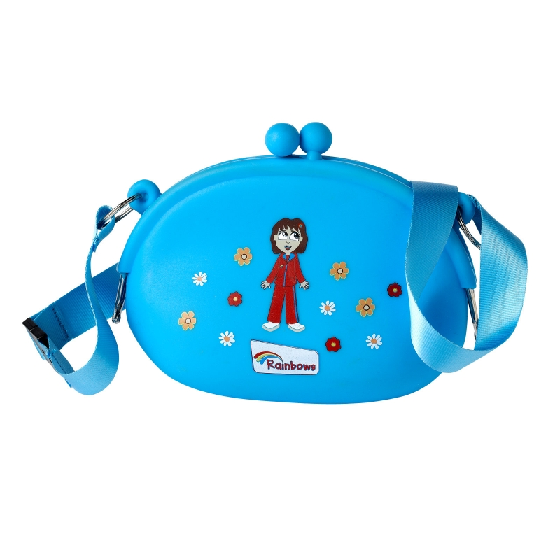 Rainbows Silicone Bag