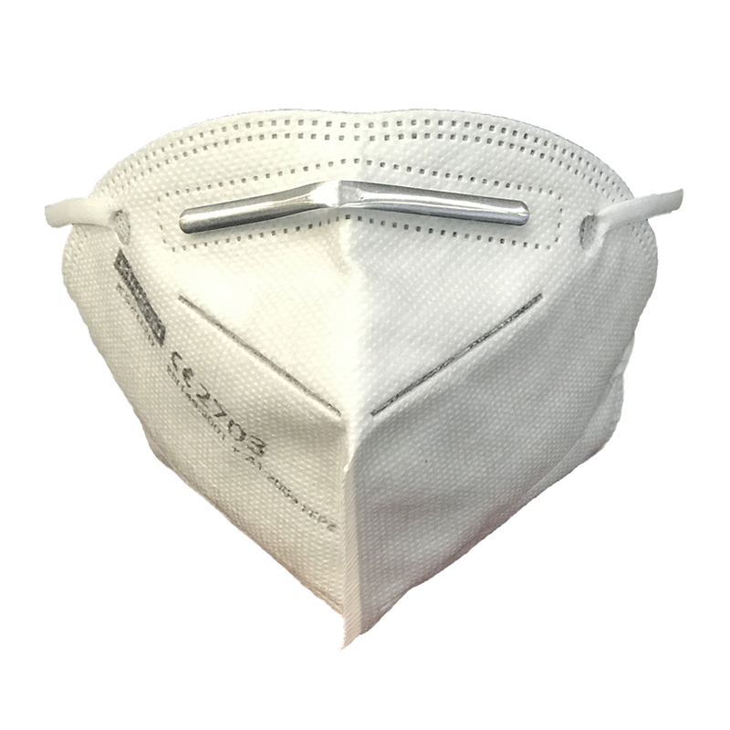 Disposable 4-ply FFP2 Respirator Pack of 10