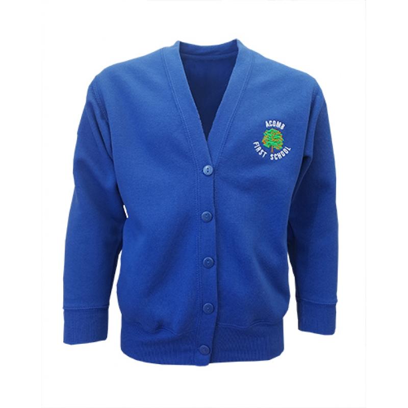 Acomb First School Cardigan