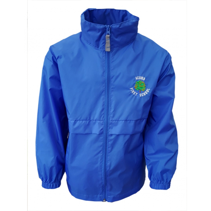 Acomb First School Showerproof Jacket