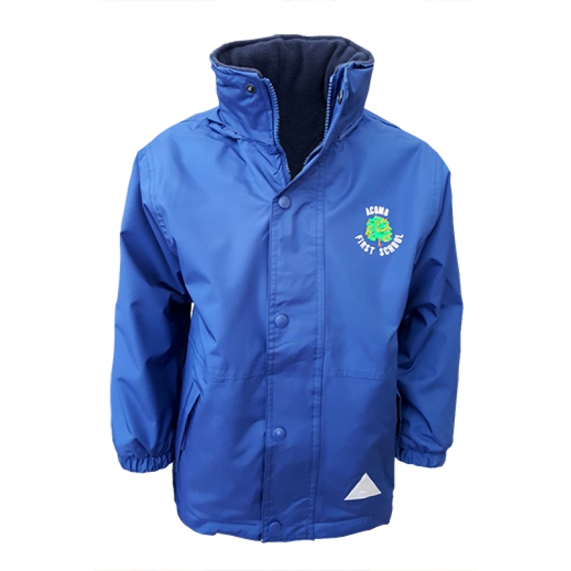 Acomb First School Waterproof Coat