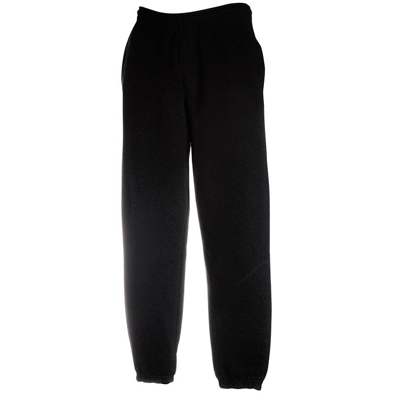 Black PE Jogging Bottoms