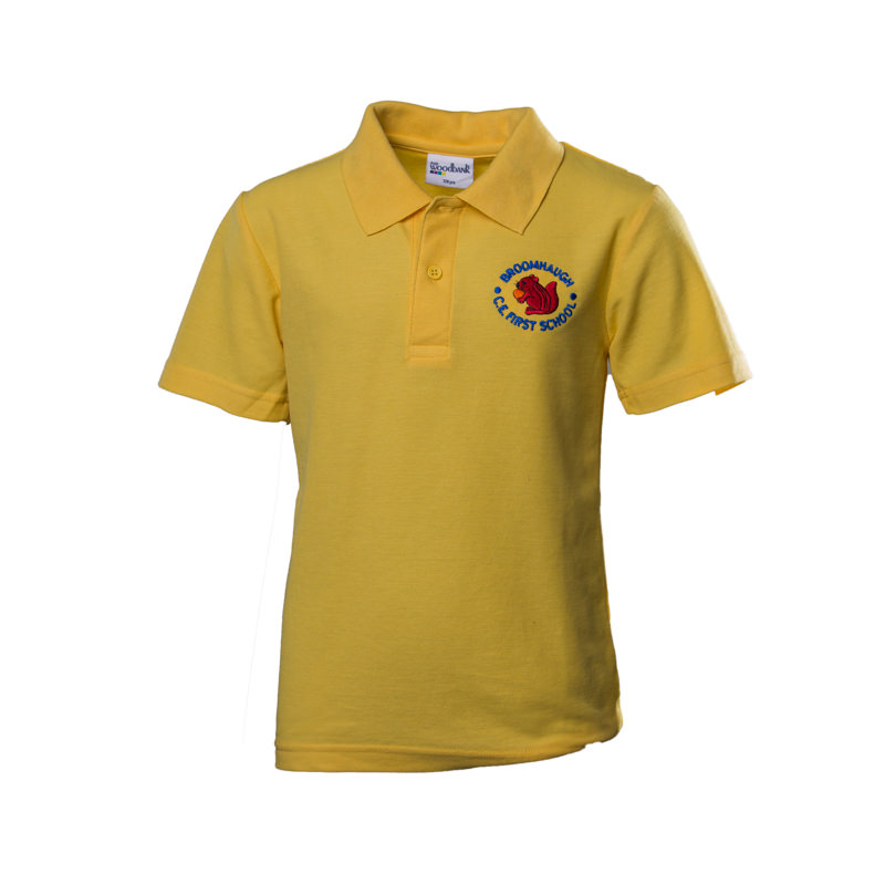 Broomhaugh C of E First School Polo