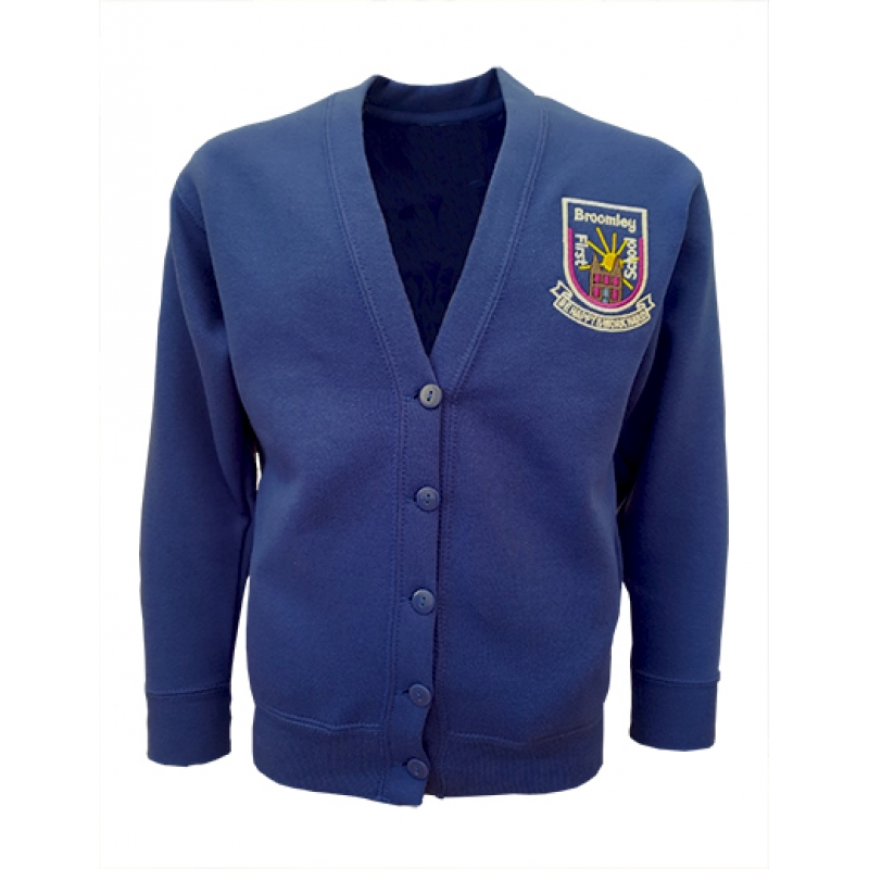 Broomley First School Cardigan