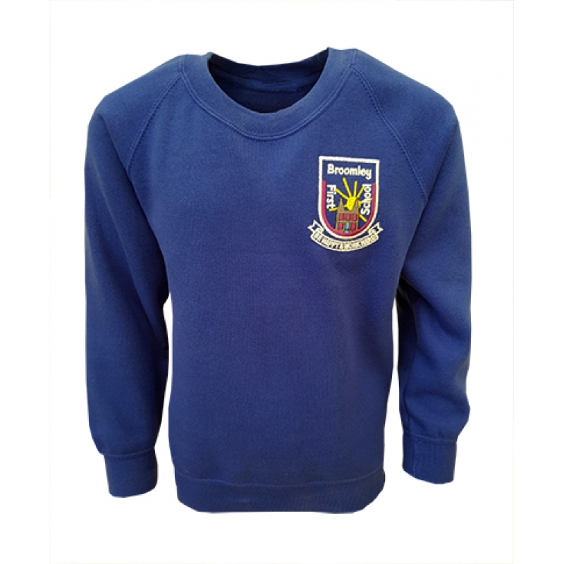 Broomley First School Sweatshirt