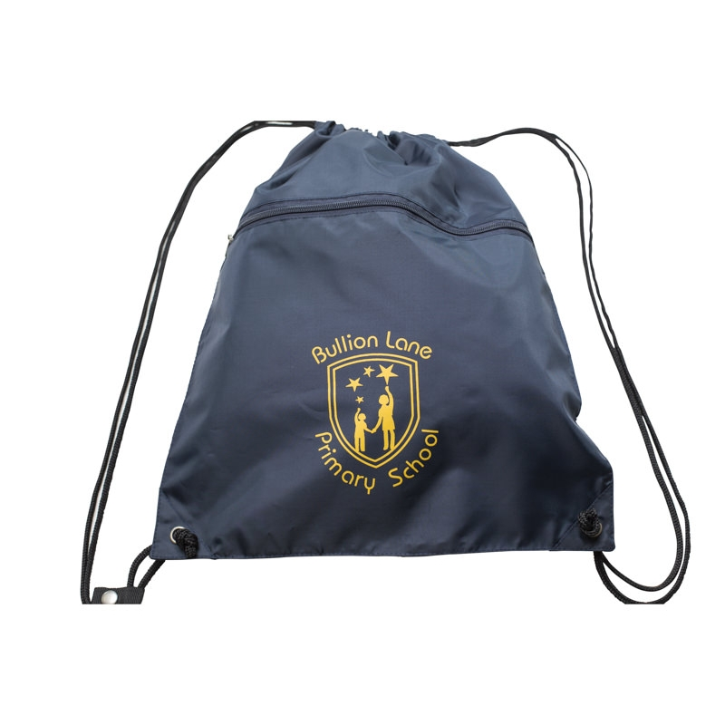 Bullion Lane Primary School Large Swim Bag