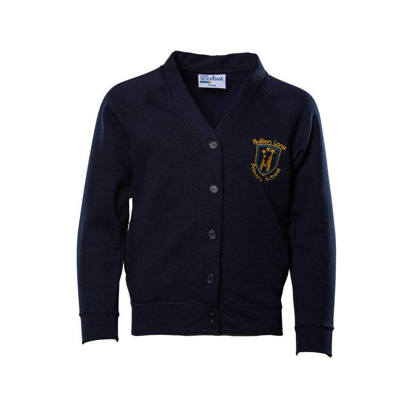 Bullion Lane Primary School Cardigan