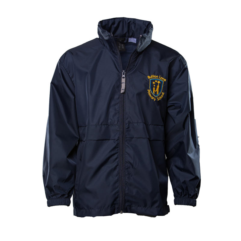 Bullion Lane Primary School Unisex Showerproof Jacket