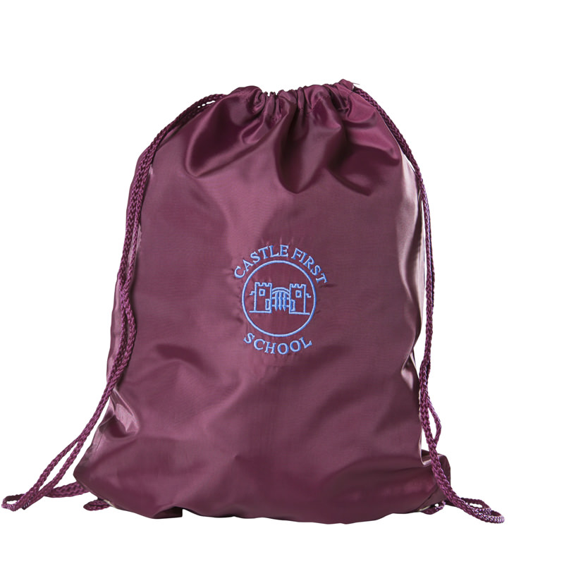 Prudhoe Castle First School PE Bag