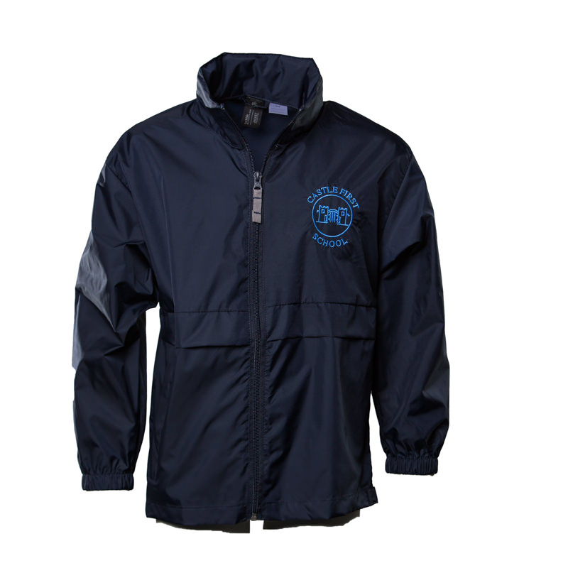Prudhoe Castle First School Unisex Showerproof Jacket