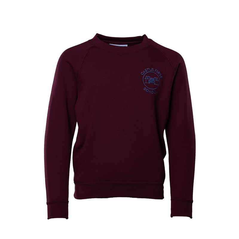 Prudhoe Castle First School Unisex  Sweatshirt