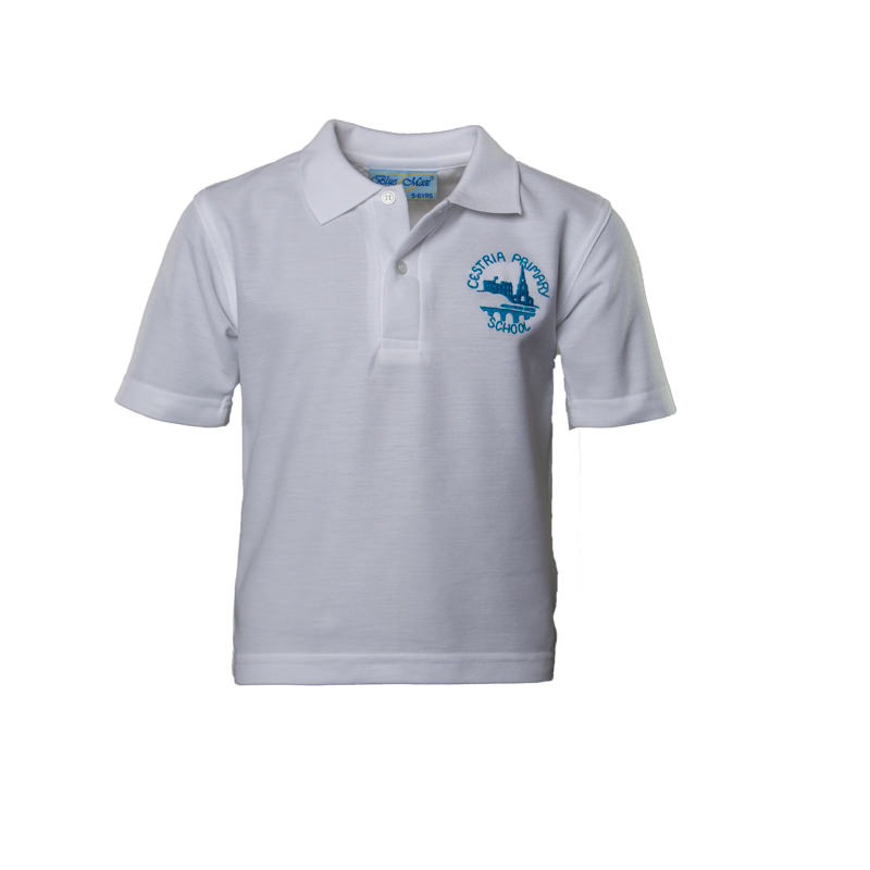 Cestria Primary School Unisex Polo Shirt