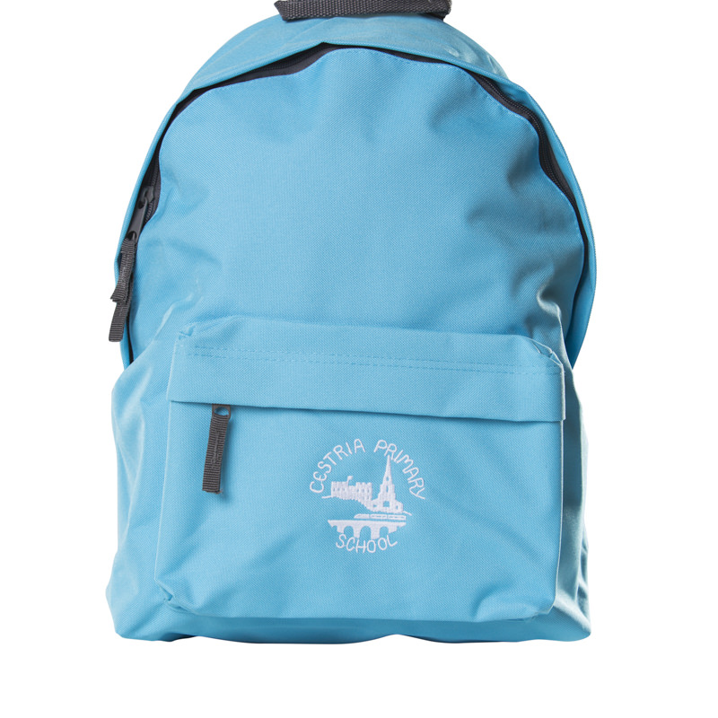Cestria Primary School Backpack