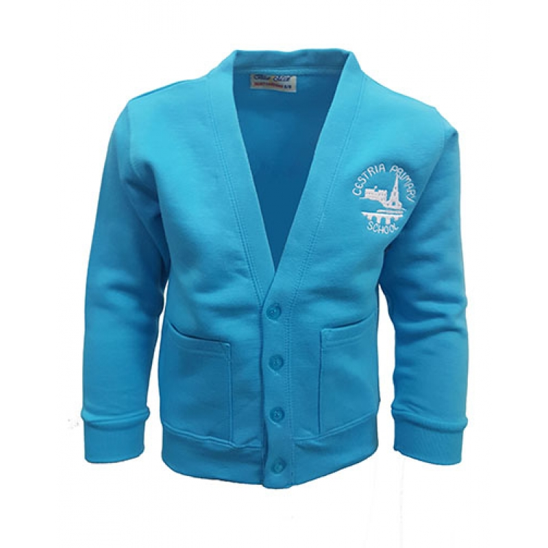 Cestria Primary School Cardigan