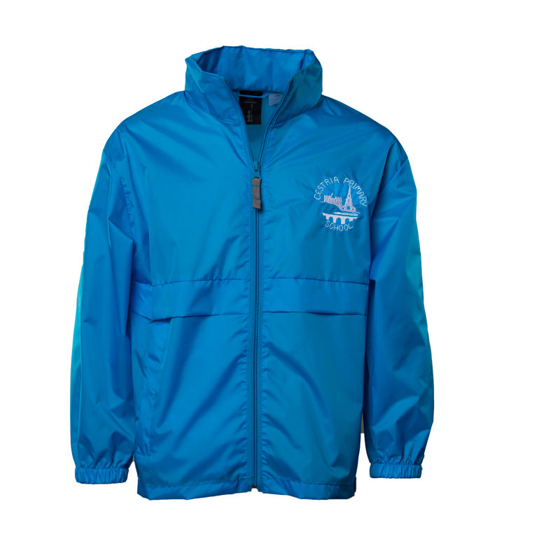 Cestria Primary School Unisex Showerproof Jacket