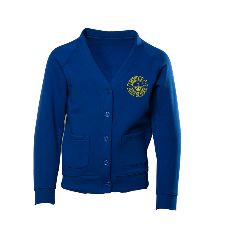 Corbridge First School Cardigan