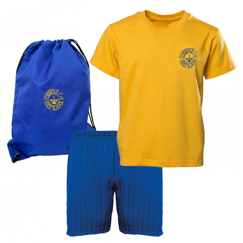 Corbridge First School PE Kit