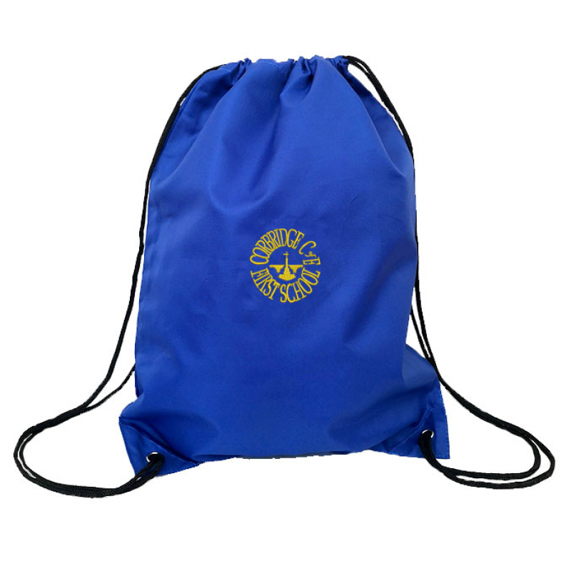 Corbridge First School PE Bag