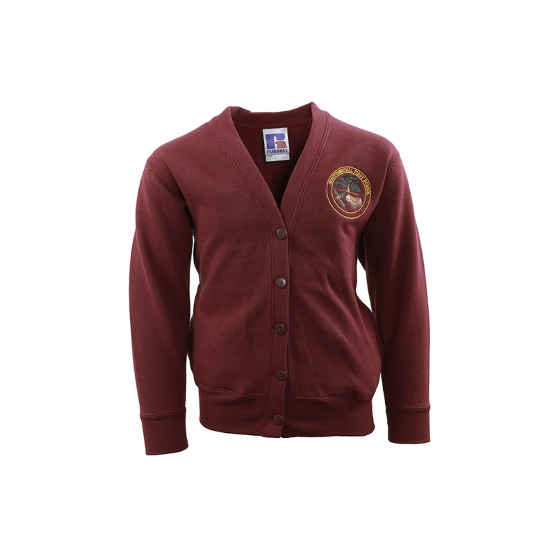 Whittonstall First School Cardigan
