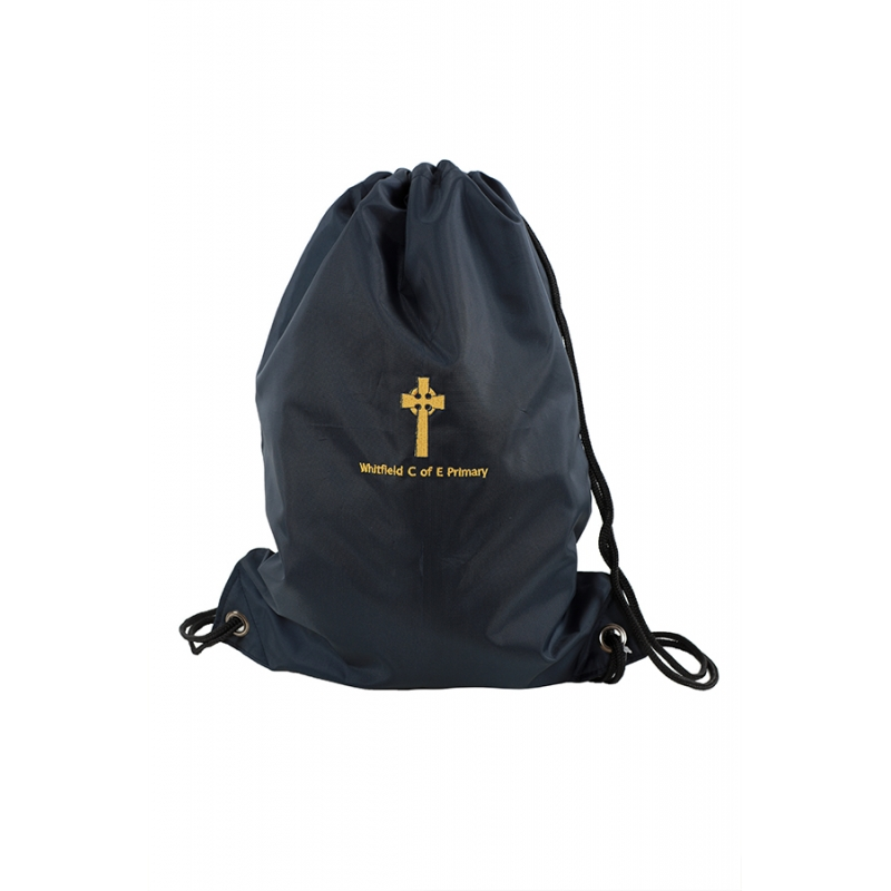 Whitfield C of E Primary School PE Bag