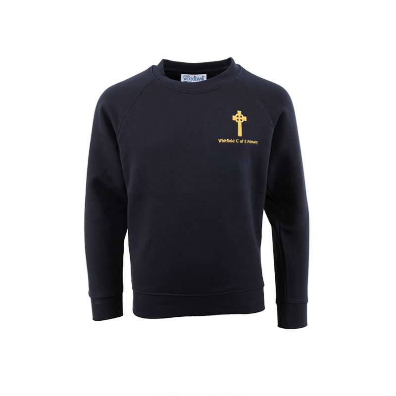 Whitfield C of E Primary School Unisex Sweatshirt