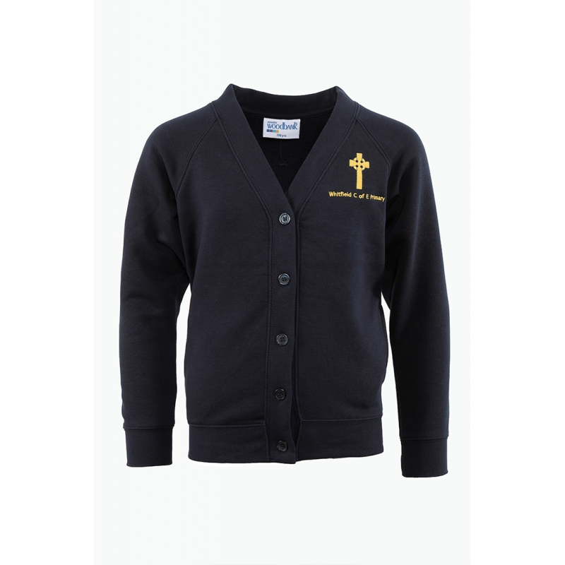 Whitfield C of E  Primary School Cardigan
