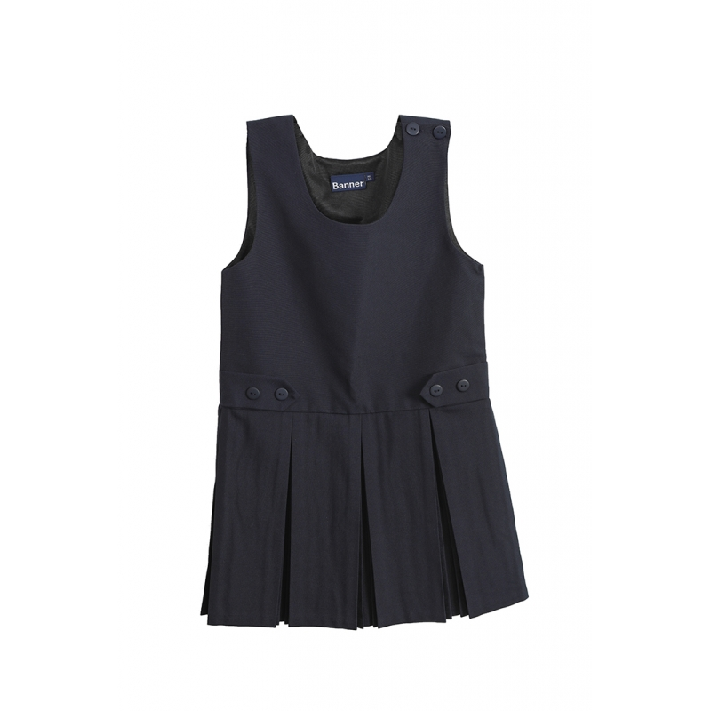 St Mary's Early & Yrs 1&2 Button Pinafore Dress