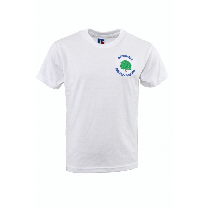 Greenside Primary School PE T shirt