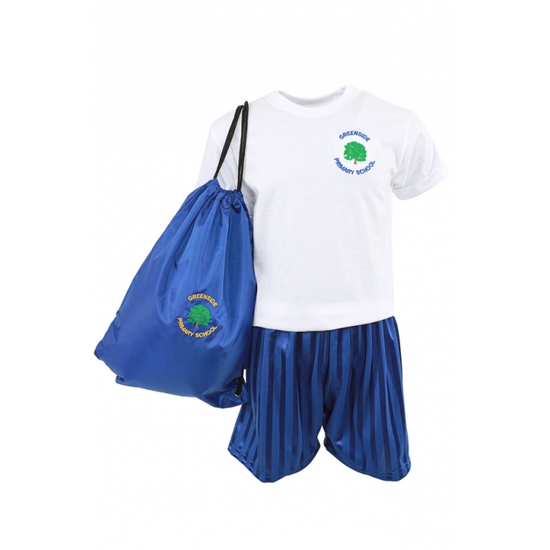 Greenside Primary School PE Kit