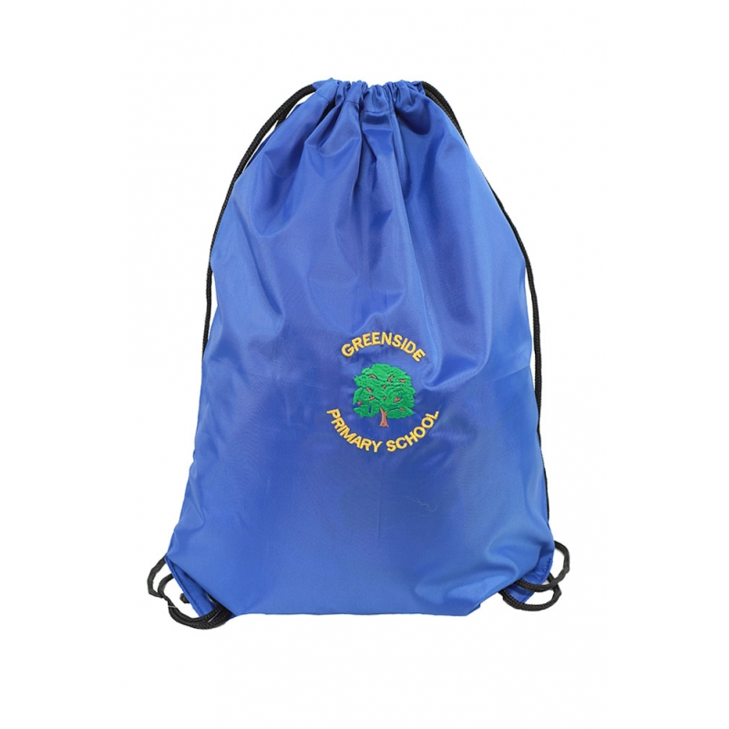 Greenside Primary School PE kit Bag