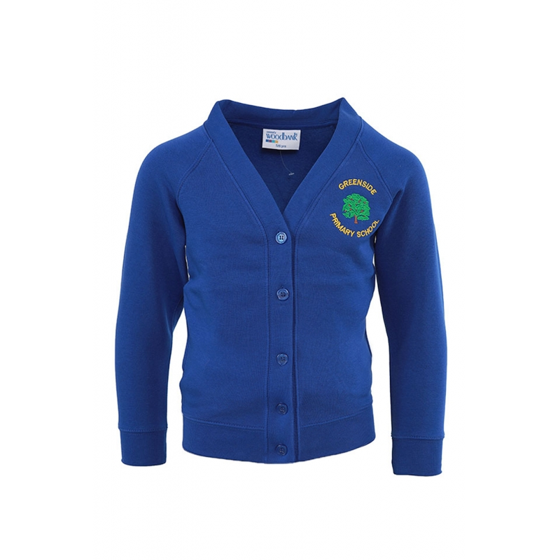 Greenside Primary School Cardigan