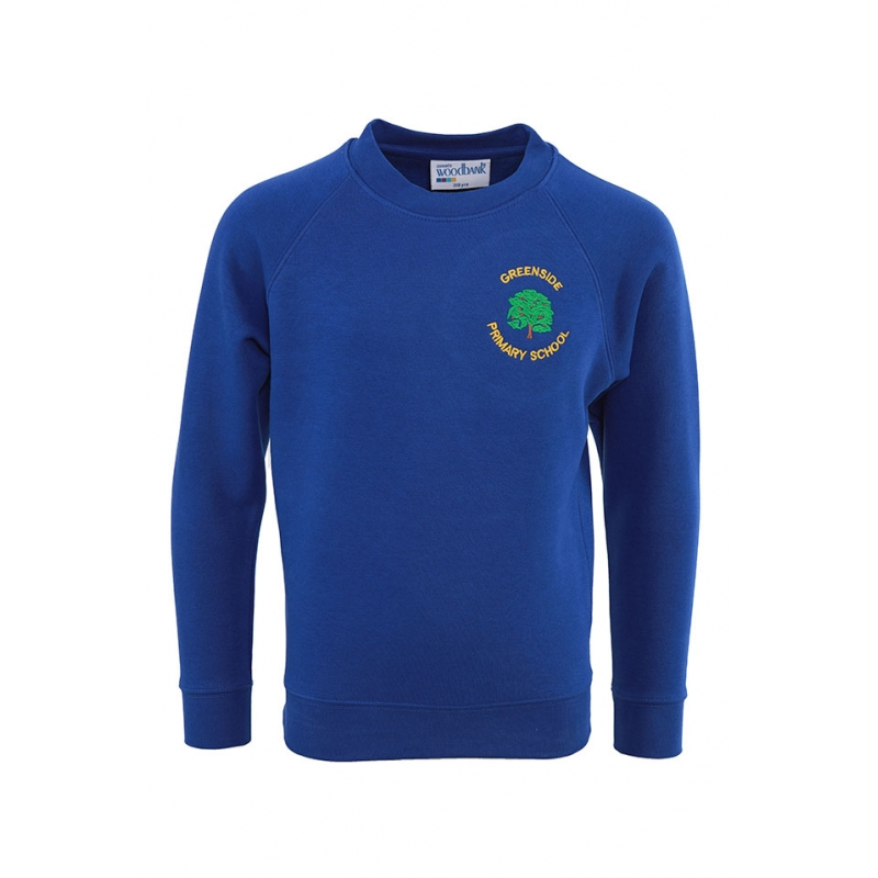 Greenside Primary School Unisex Sweatshirt
