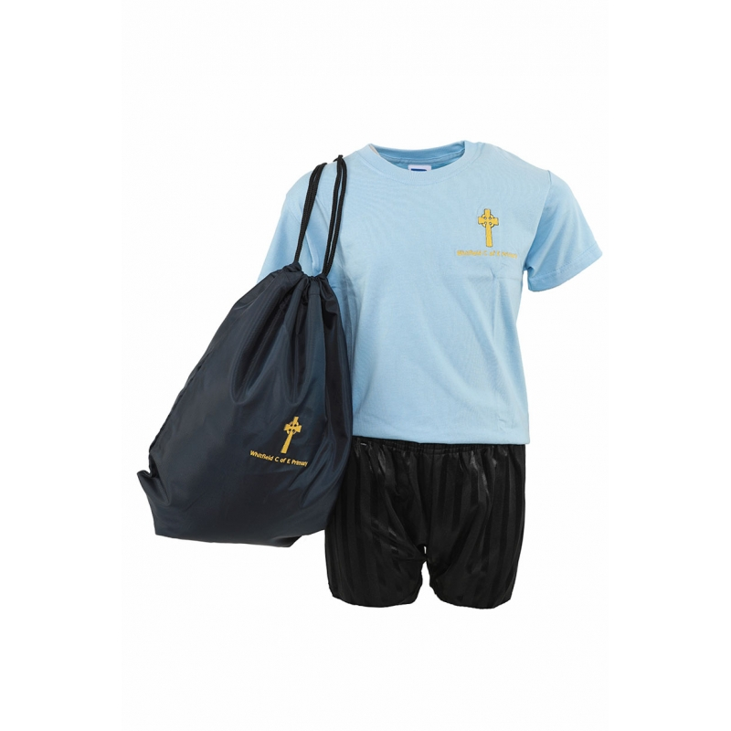 Whitfield C of E Primary School PE Kit