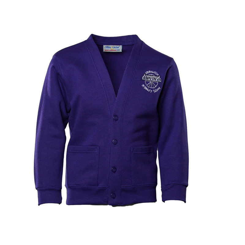 Emmaville Primary School Cardigan