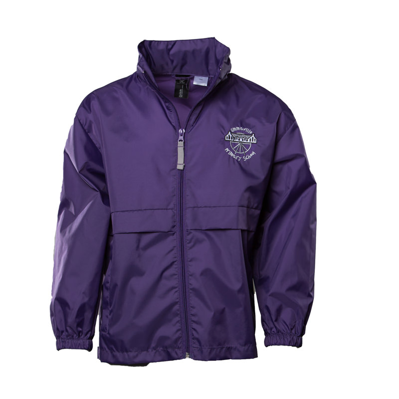 Emmaville Primary School Unisex Showerproof Jacket