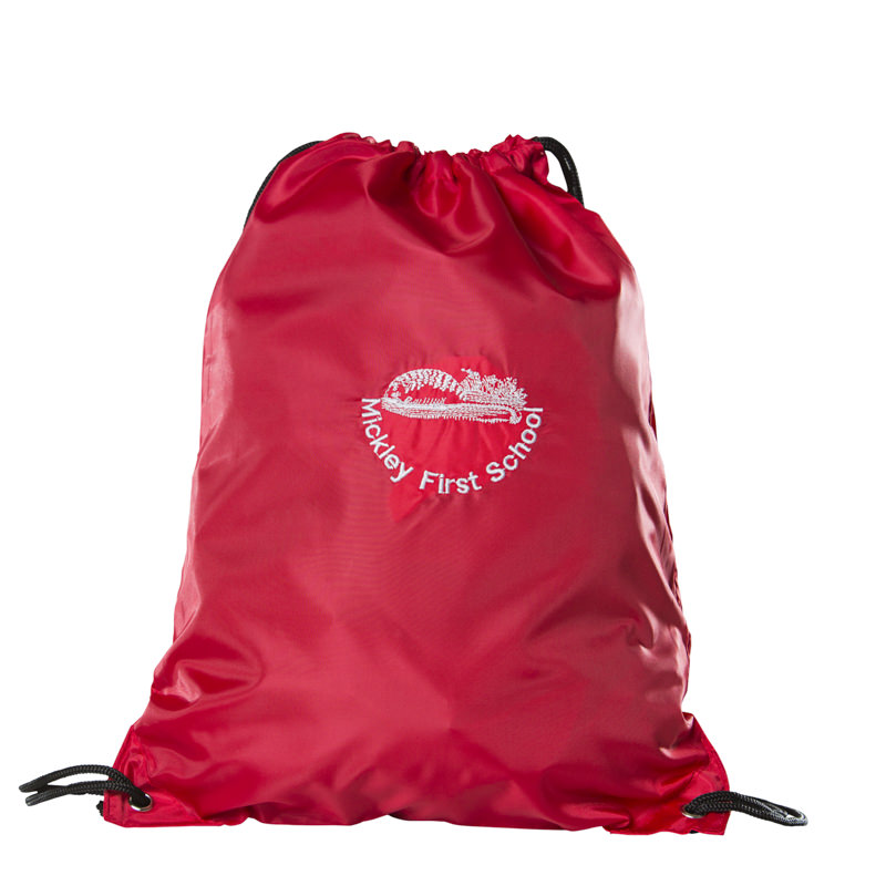 Mickley First School PE Bag