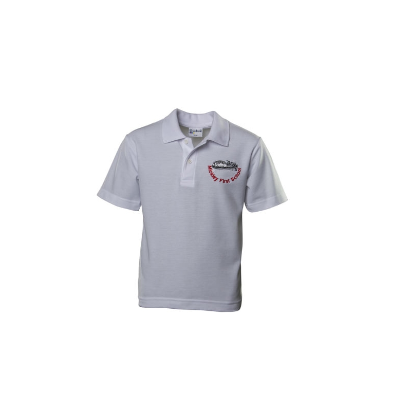 Mickley First School Polo Shirt