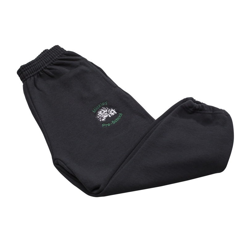 Mickley Pre School PE Joggers - Black