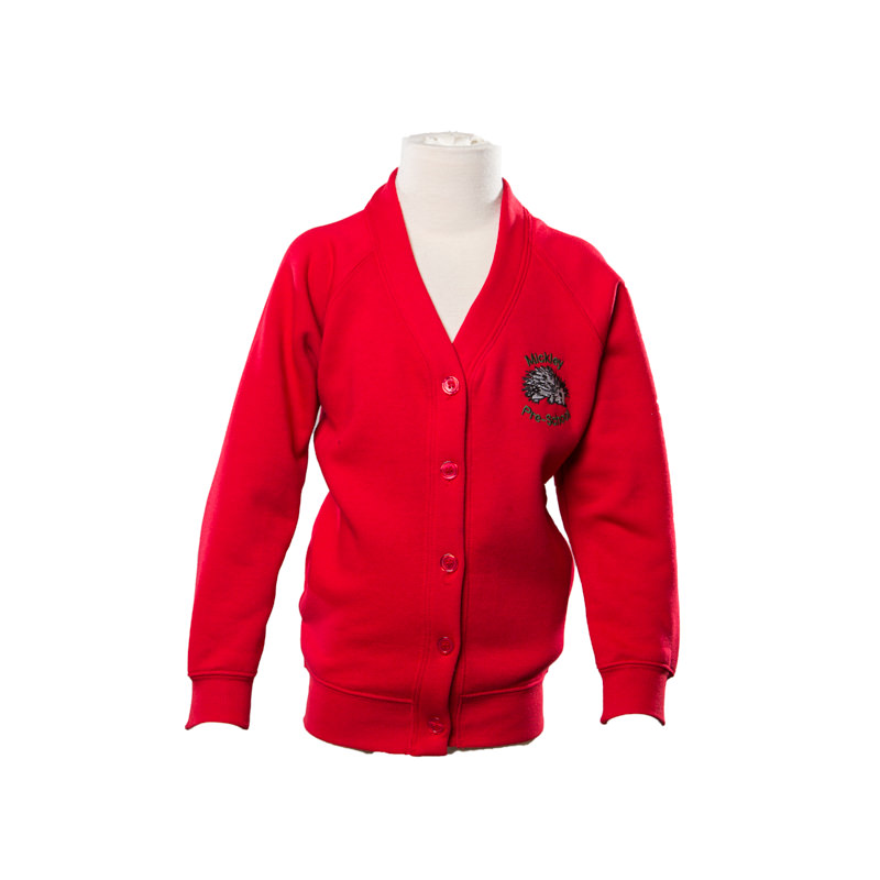 Mickley Pre School Cardigan