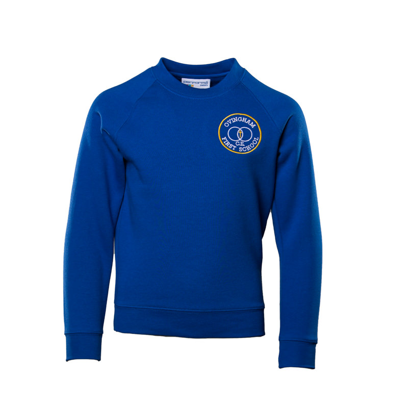Ovingham C of E First School Unisex  Sweatshirt
