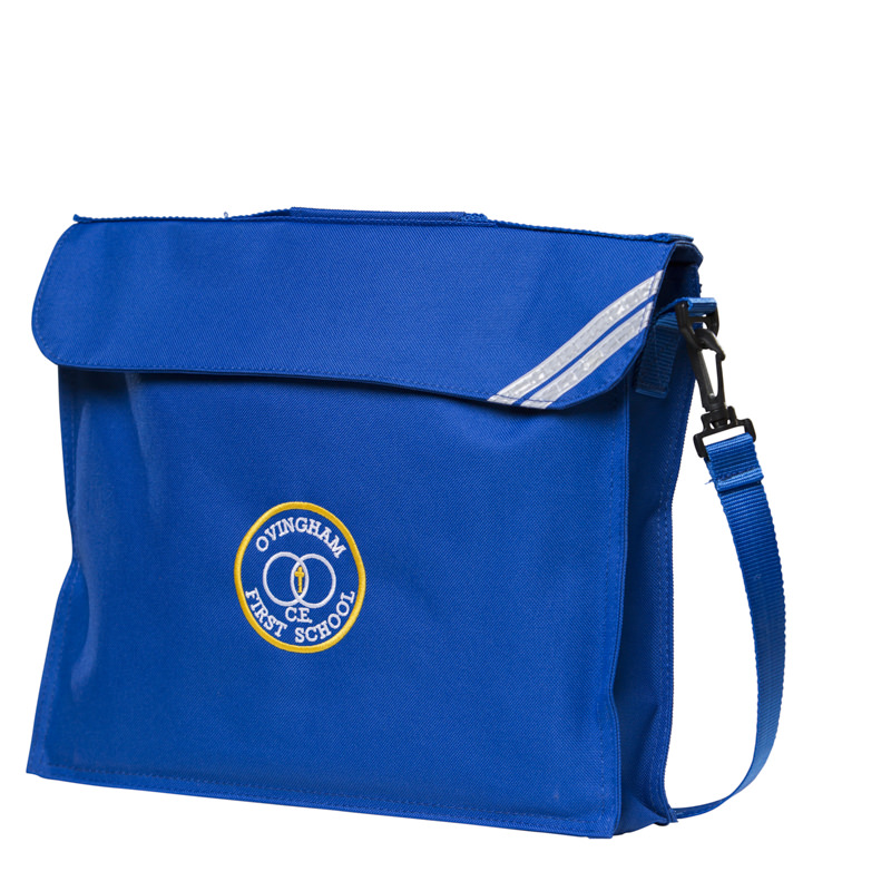 Ovingham C of E First School Book Bag
