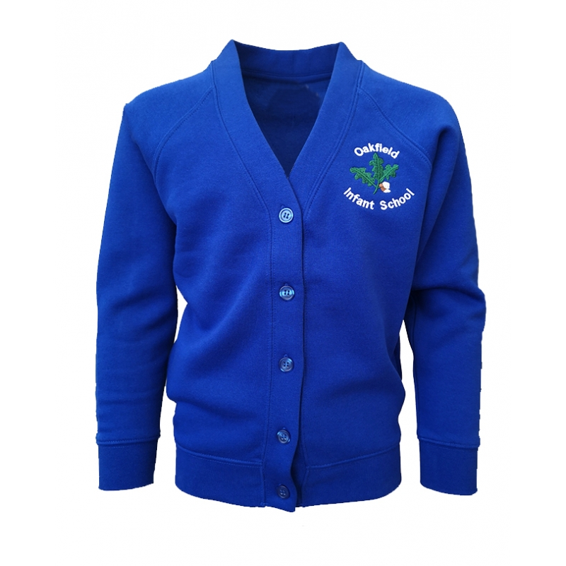 Oakfield Infants School Cardigan