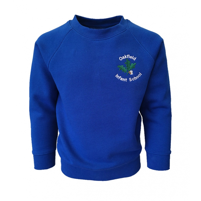 Oakfield Infants School Sweatshirt