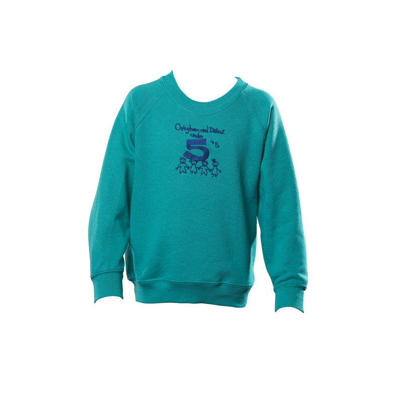 Ovingham Under 5's Unisex Sweatshirt